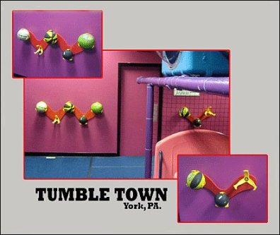 Ball Claw Tumble Town York PA Rev